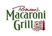 Romano's Macaloni Grill Meal Ticket